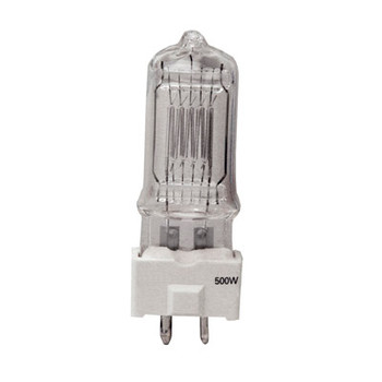 GE 500 W GY9.5 M40 High Quality Theatre Lamp