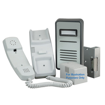 Bell Surface Mount 5 Way Door Entry System