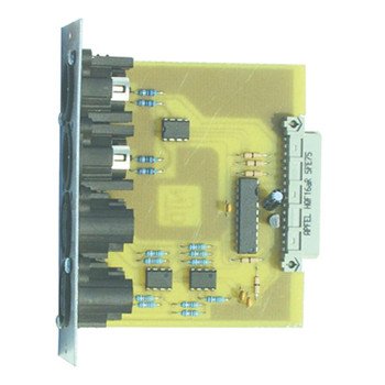 Eagle Mixer Interface Which Allows The G920A To Be Used Without The Contact Breaker