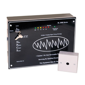 SL2000 Noise Pollution Sound Limiter System With Fire Alarm Interface and Remote Microphone
