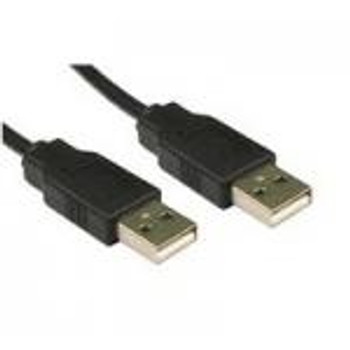 5m Black USB2.0 A Male to A Male Cable