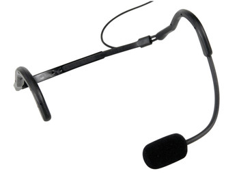 Trantec Replacement Headset For The S4.04 Series Beltpacks [TR092]