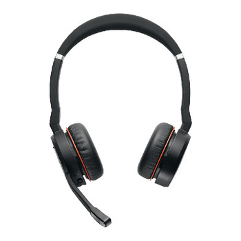 Jabra Evolve 75 UC Headset Black