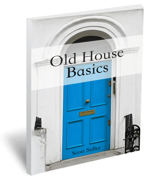 Old House Basics E-Book