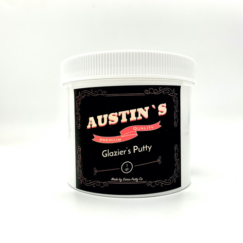 Austin's Glazier Putty