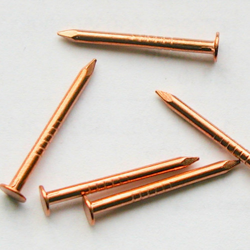 Solid Bronze Nails 3/4""