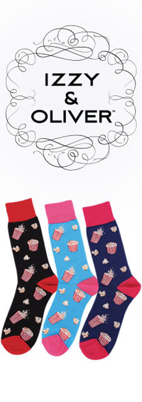 Izzy & Oliver Socks Collection