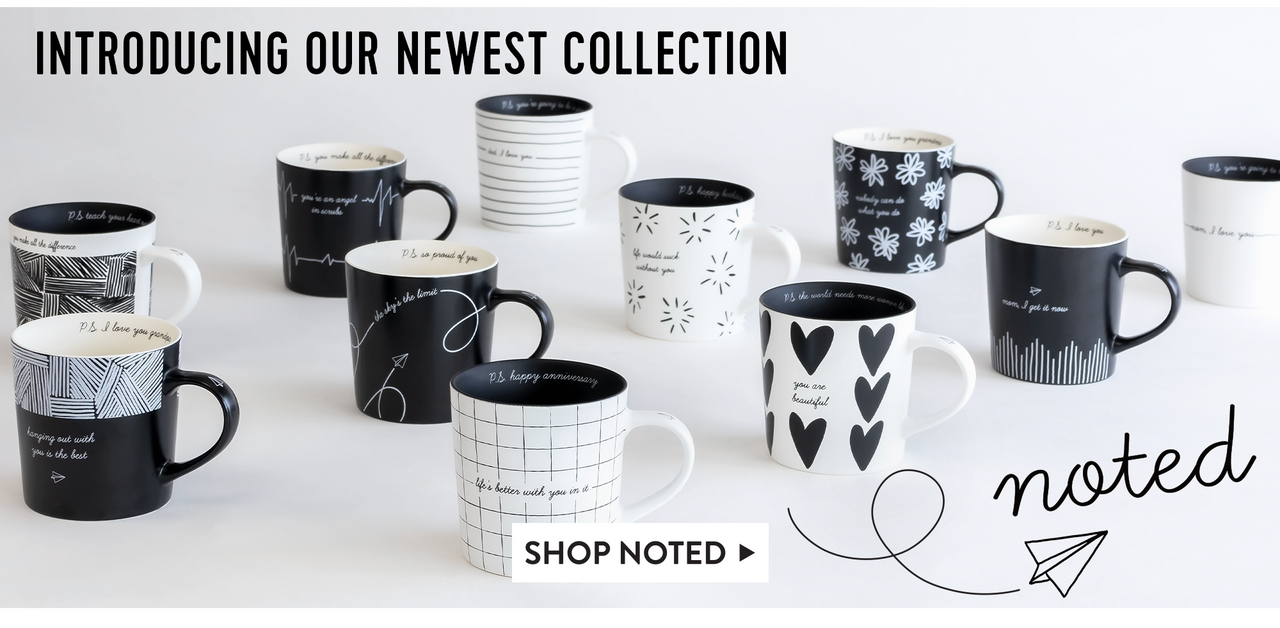 NOTED Mug Collection