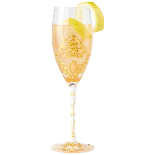 """""""C'est Moi"""" Prosecco Cocktail Glass by Lolita"""