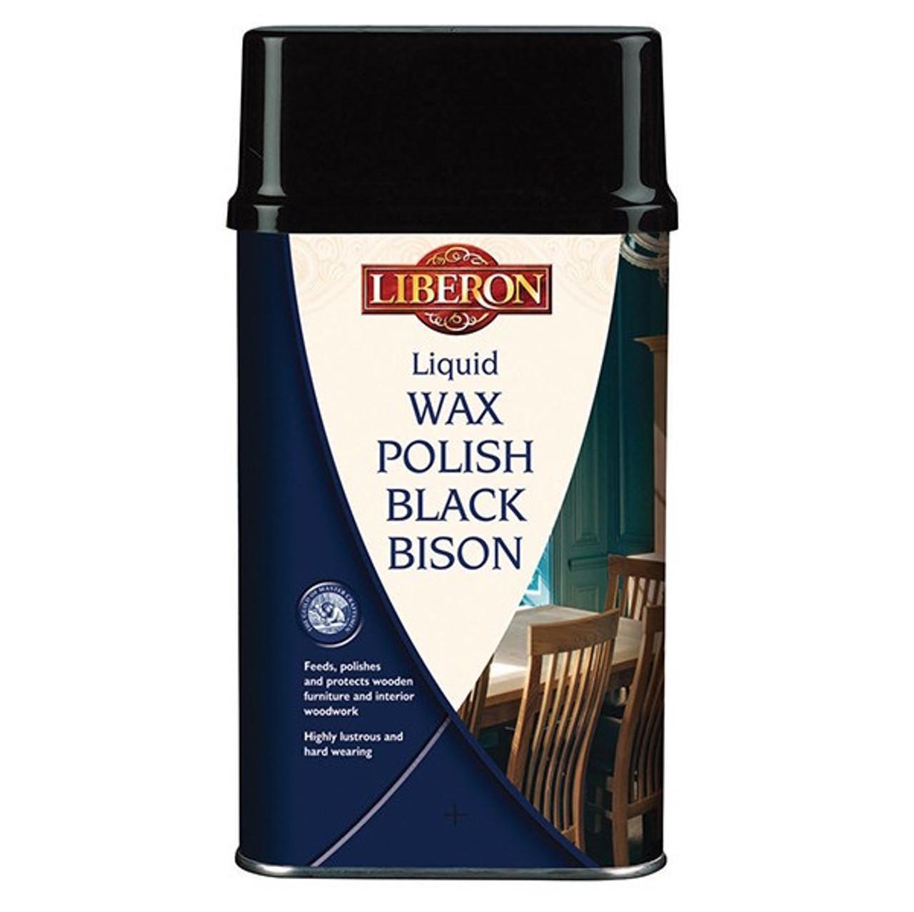 Liberon Black Bison Liquid Wax