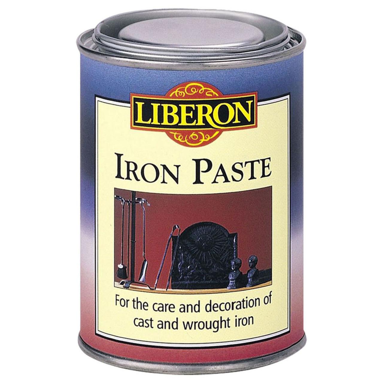 Liberon Iron Paste 250ml