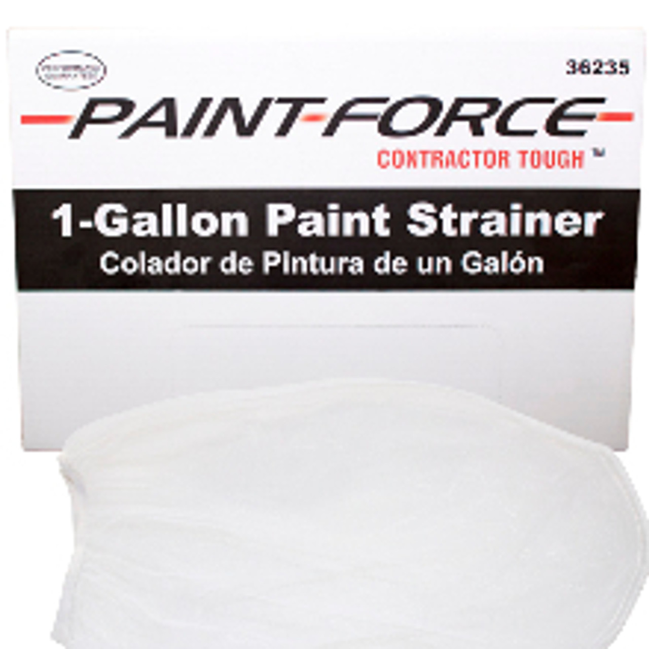 Paint-Force Nylon Paint Strainer-Box of 25