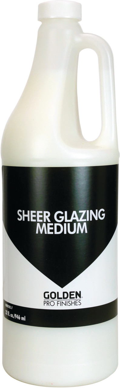 Golden Pro Finishes Sheer Glazing Medium 32-ounce