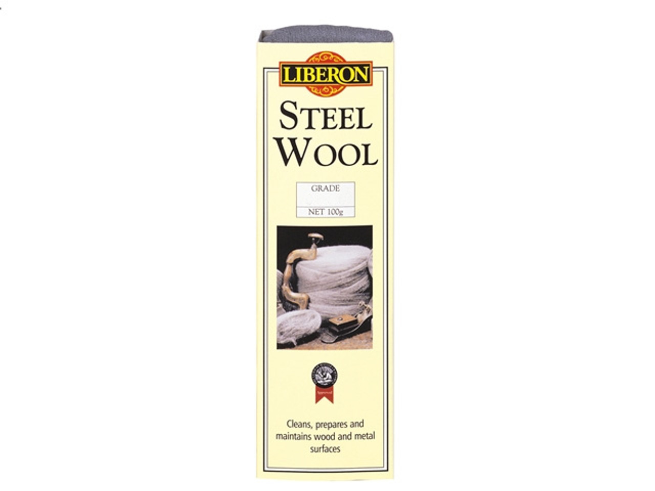 Liberon Steel Wool - Grade 0000