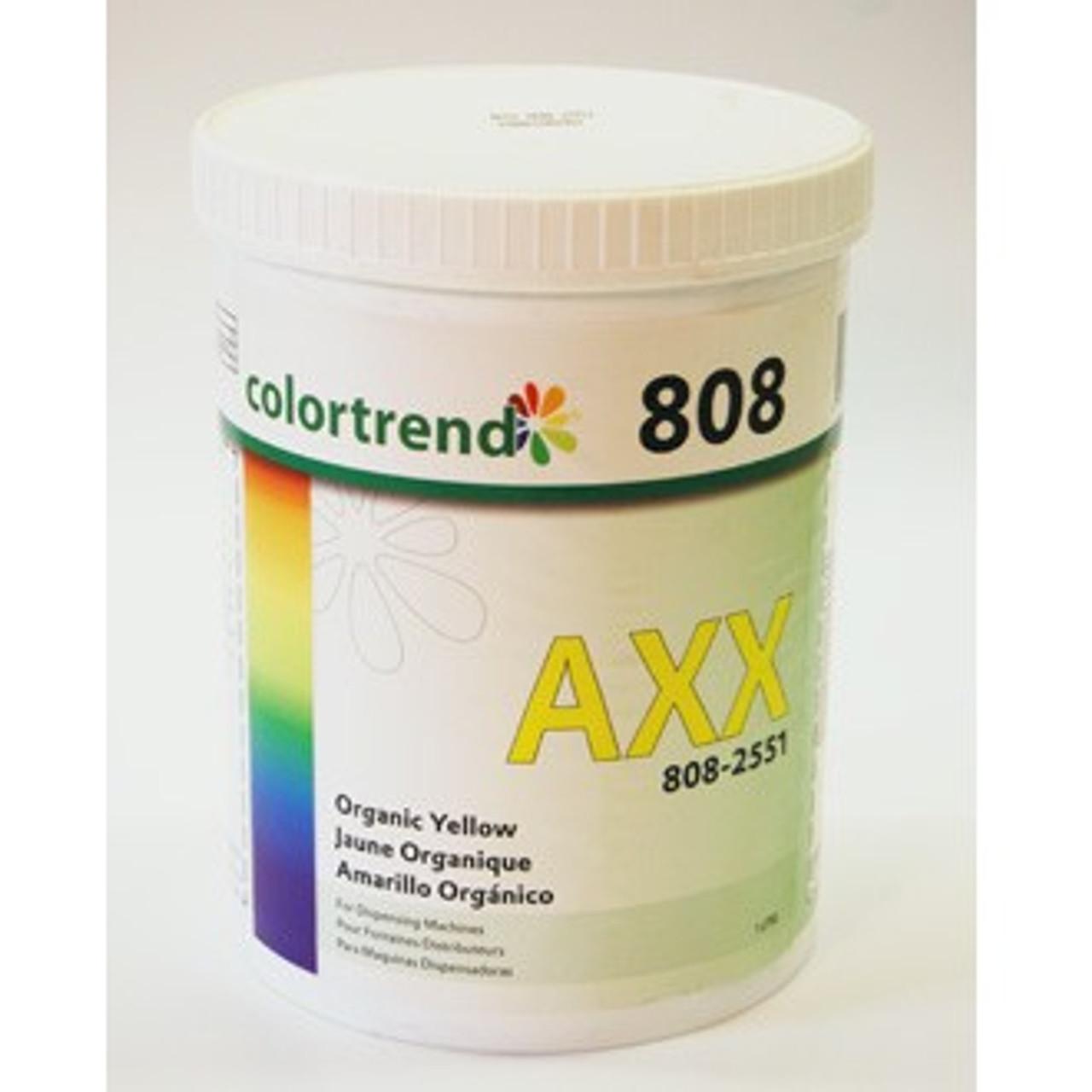 Chromaflo Colortrend Universal Colorant 808-2009 Raw Umber - L - Quart
