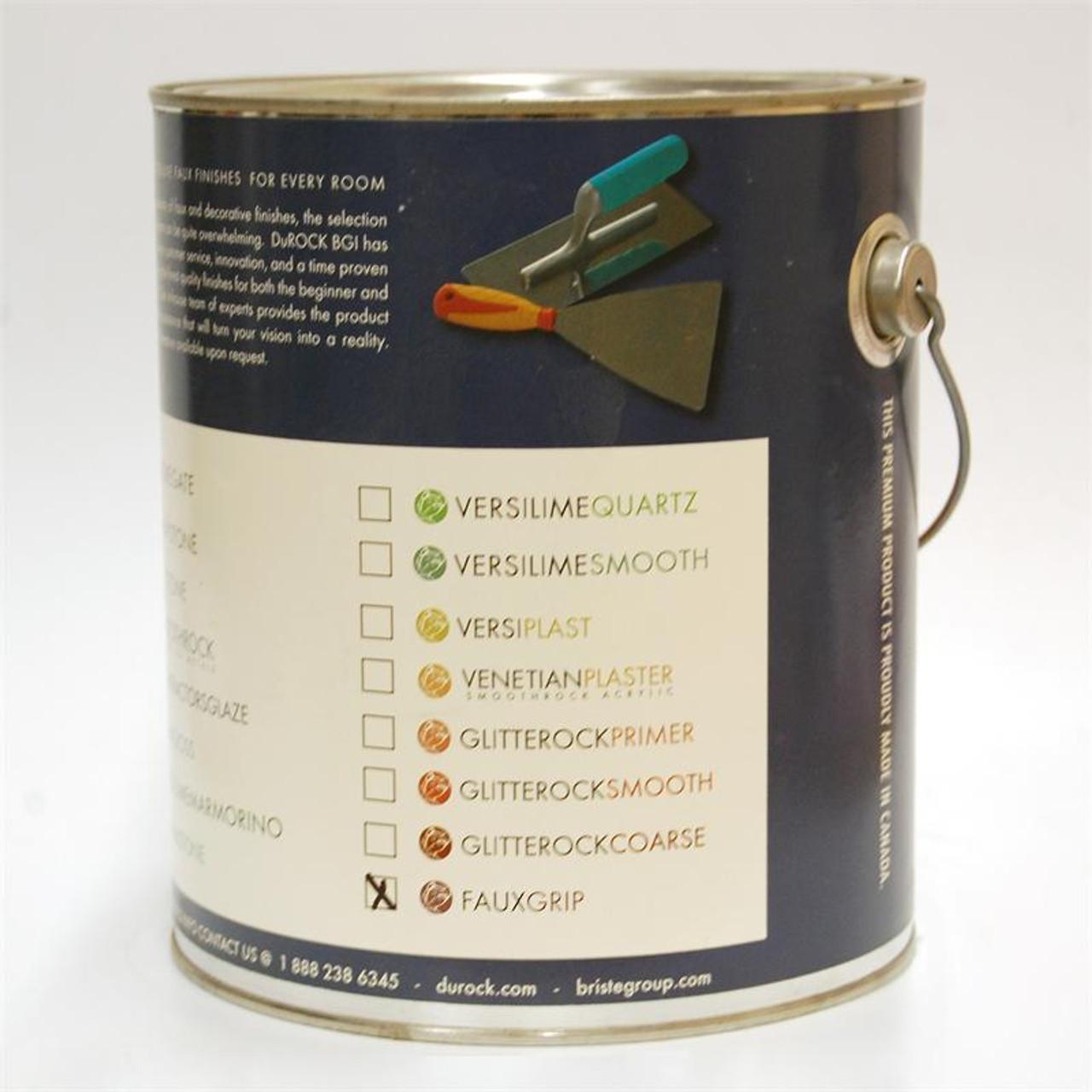 DuRock BGI Faux Grip Primer For Metal & Difficult Surfaces