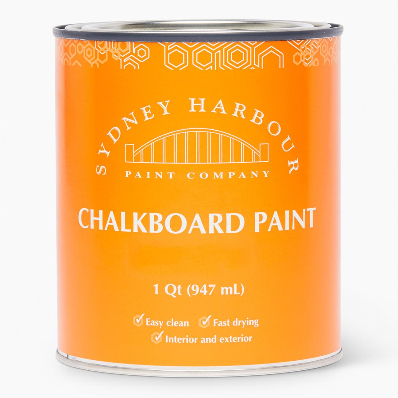 Sydney Harbour Interior/Exterior Chalkboard Paint