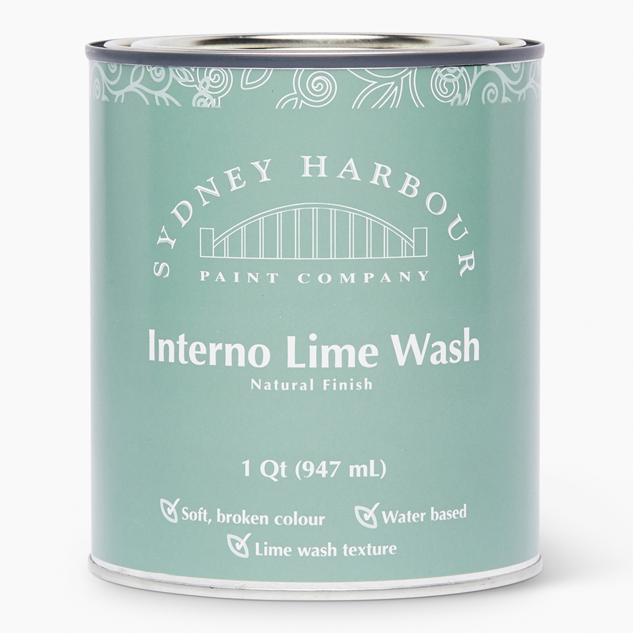Sydney Harbour Interno Lime Wash