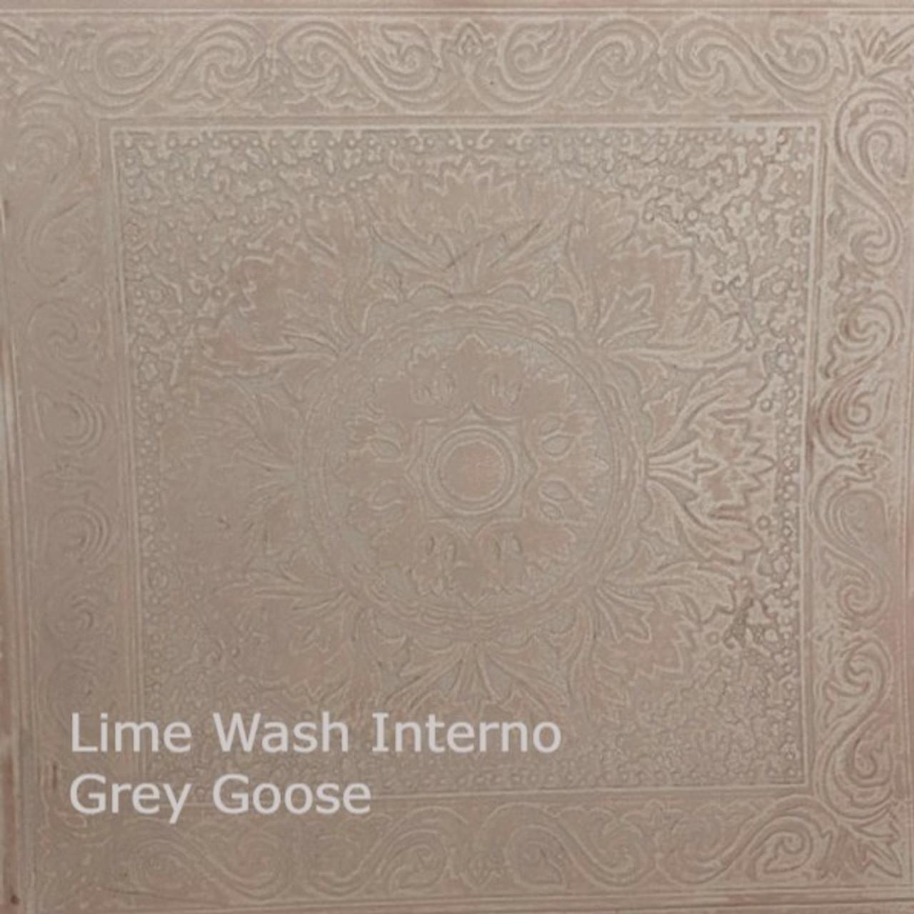 Interno Lime Wash, Grey Goose