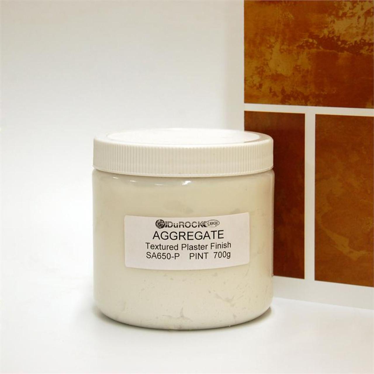 DuRock Aggregate Plaster