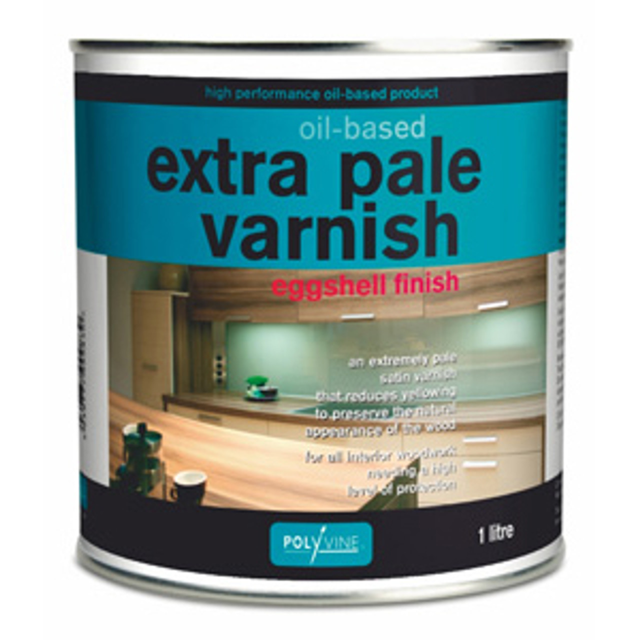 Polyvine Oil-Based Extra Pale Varnish