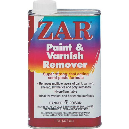 ZAR Paint and Varnish Remover