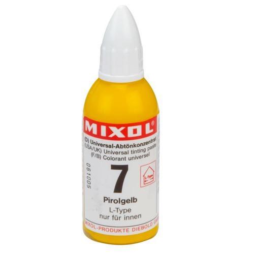 Mixol Universal Tints Canary Yellow #07