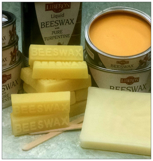 Liberon Liquid Beeswax Polish Clear 500ml