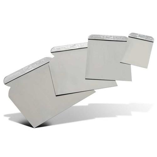 Pajarito Steel Venetian Plaster Spatula Set of 4