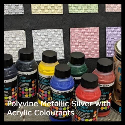 Polyvine Acrylic Colourant