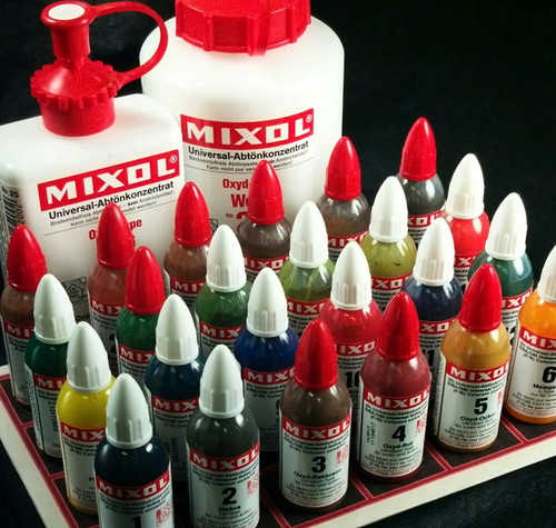 Mixol Universal Tints 24 Piece Kit 20ml