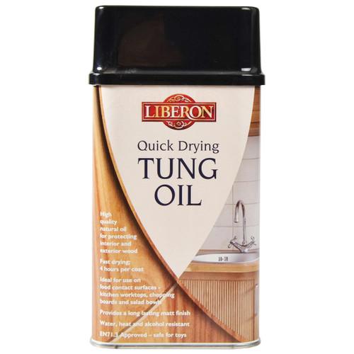 Liberon Quick Drying Tung Oil