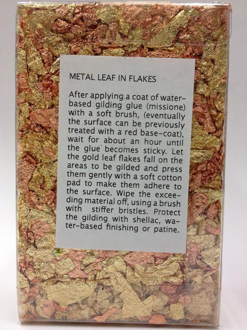 Sepp Leaf Tamise Flakes Sunshine 5g
