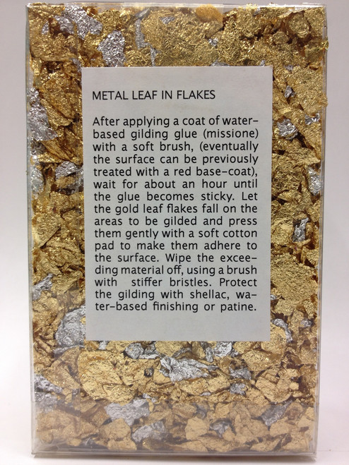 Sepp Leaf Tamise Flakes Mix Gold 5g