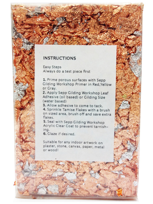 Sepp Leaf Tamise Flakes Mix Copper 5g