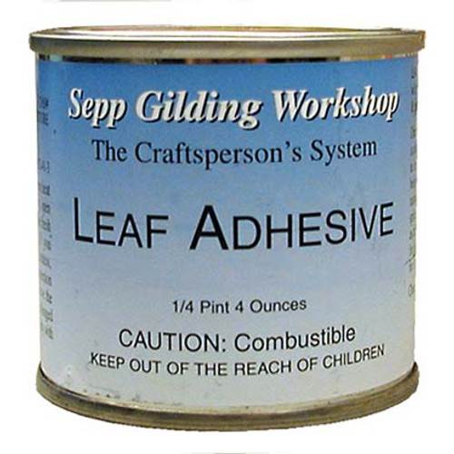 Sepp Leaf Oil-Based 3-Hour Leaf Adhesive (Size) 4-Ounce