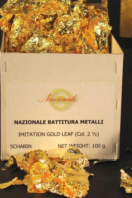 Schaibin Broken Leaf Imitation Gold 100g