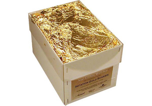 Schaibin Broken Leaf Imitation Gold 100g