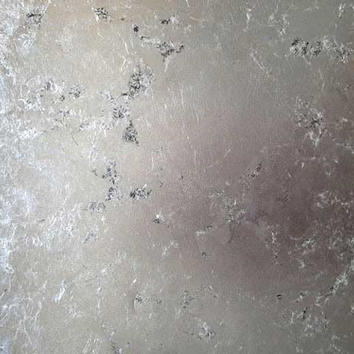 Surface covered with Schaibin Broken Leaf Aluminum