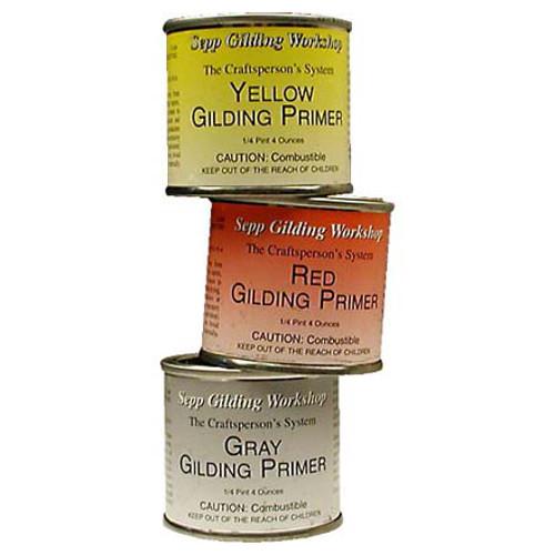 Sepp Leaf Oil-Based Gilding Primer 4-Ounce