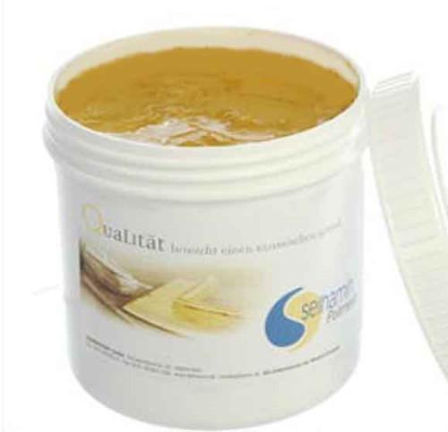 Selhamin Poliment Bole Burnishing Clay for Gilding 1kg - Ligurian Yellow