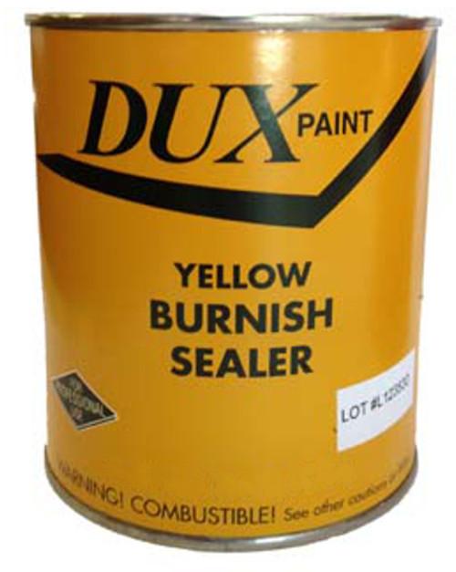 Dux Burnish Sealer Yellow Ochre