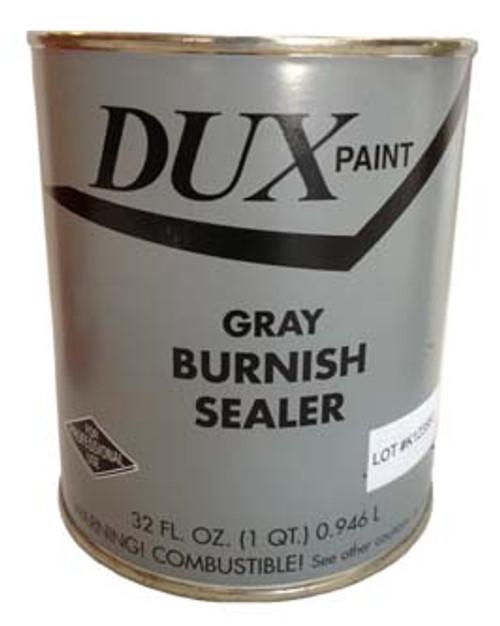 Dux Burnish Sealer Gray