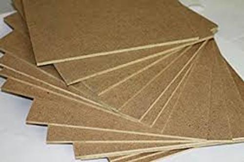 MDF Sample Boards-Primed One One Side