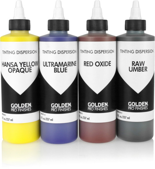 Golden Pro Finishes Pigment Dispersions 8-Ounce