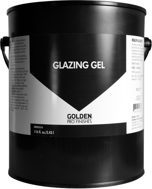 Golden Pro Finish Glazing Gel