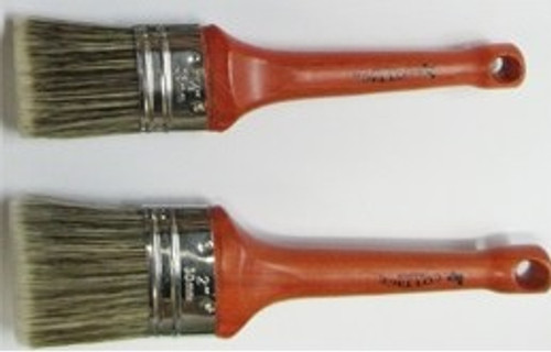 Cottage Paint Oval Synthetic Brush