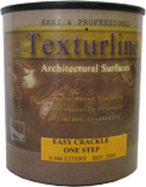 Texturline Easy Crackle Size - One Step