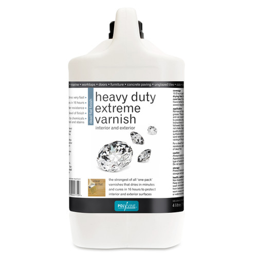 Polyvine Heavy Duty Extreme Varnish
