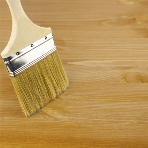 Polyvine Wax Finish Varnish Dead Flat